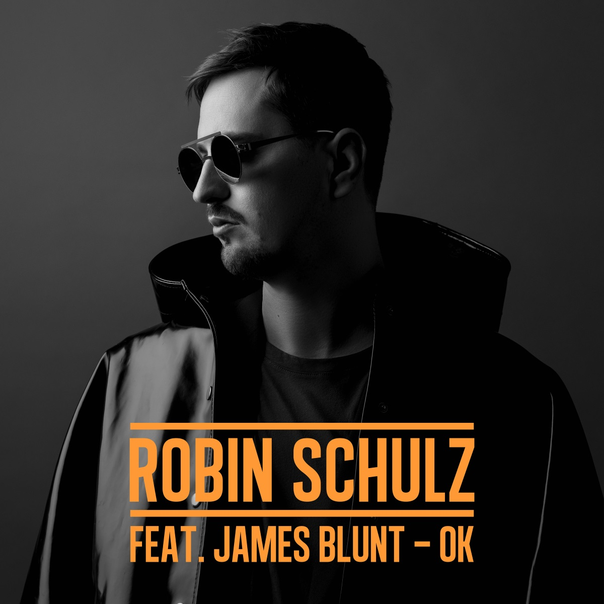 Cover: ROBIN SCHULZ FEAT. JAMES BLUNT, OK