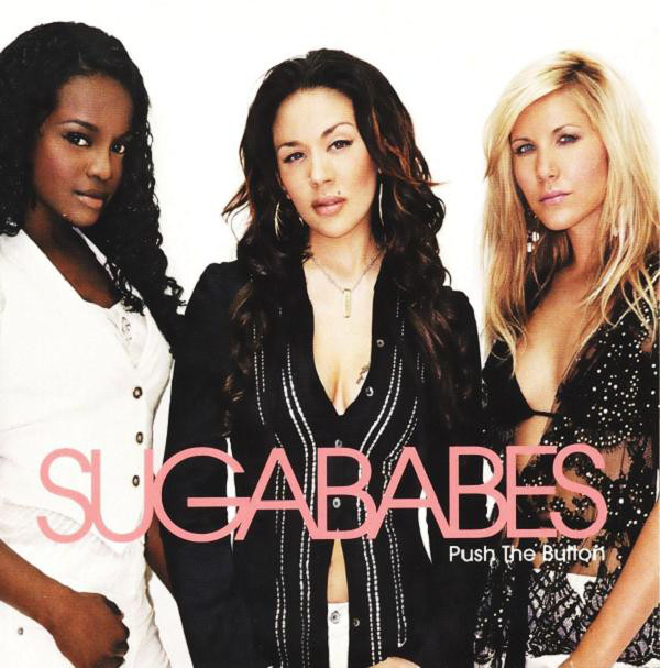 Cover: SUGABABES, PUSH THE BUTTON