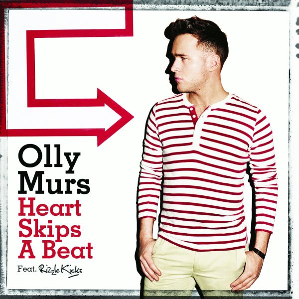 Cover: OLLY MURS, HEART SKIPS A BEAT
