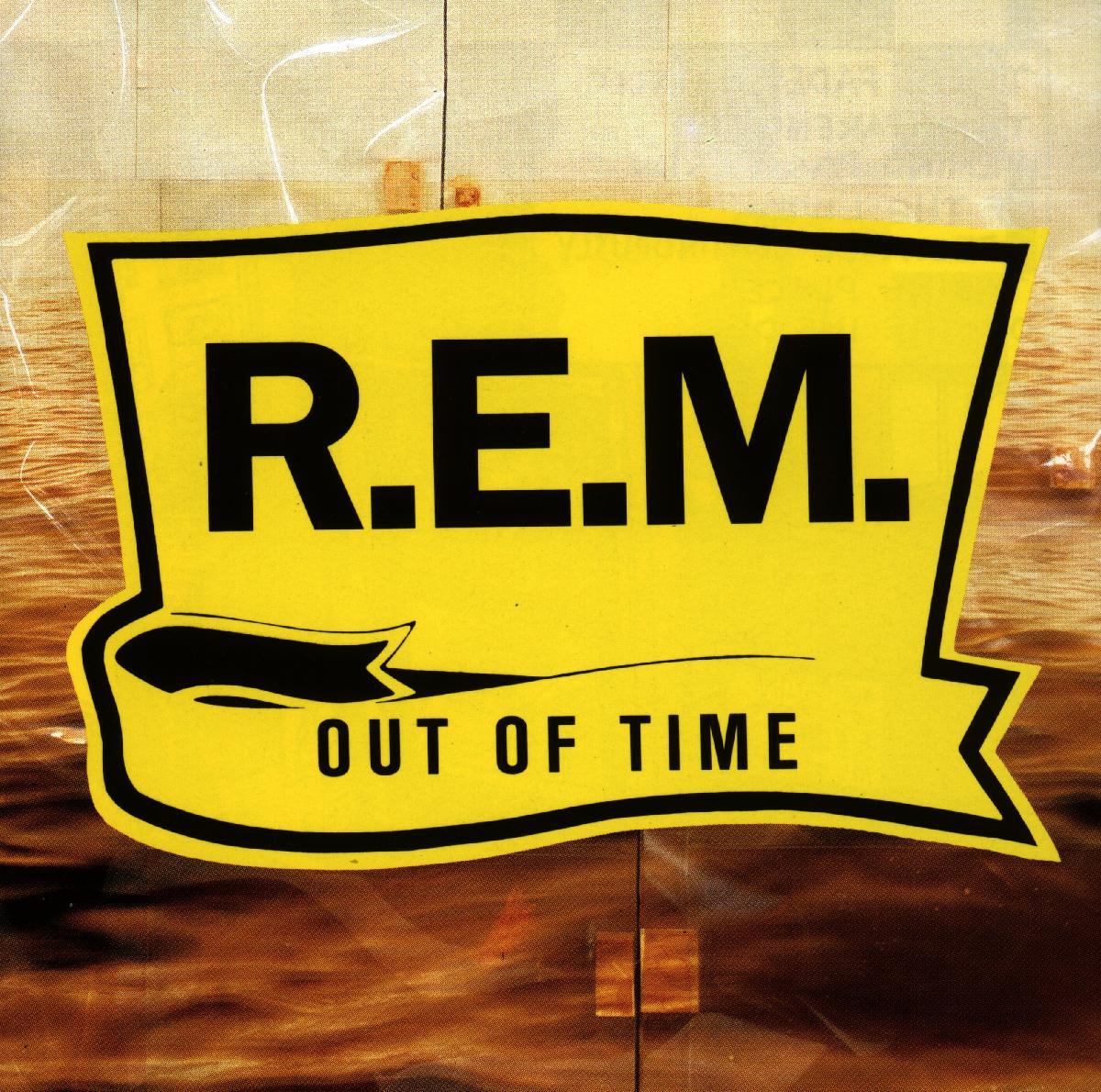 Cover: R.E.M., LOSING MY RELIGION