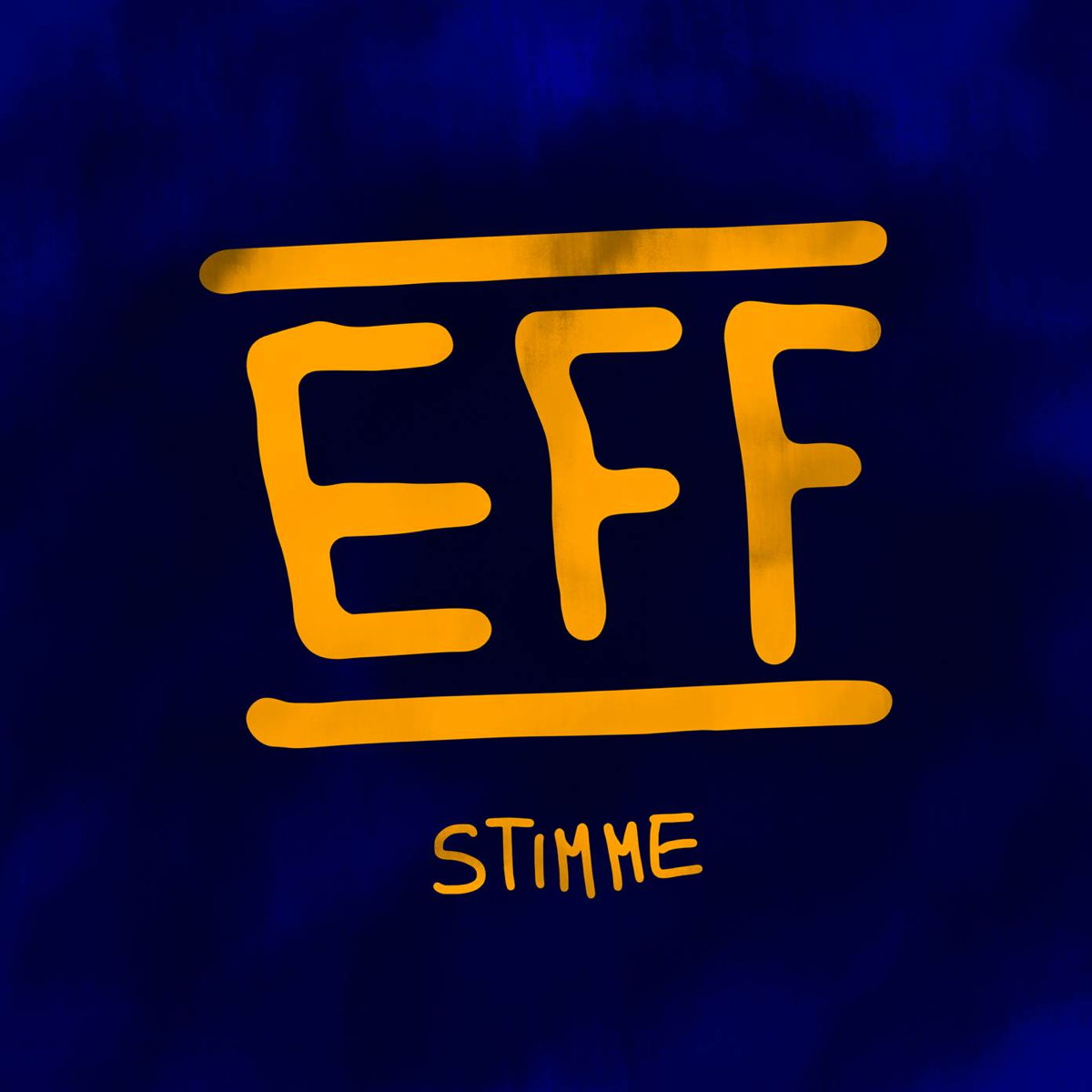 Cover: EFF, STIMME