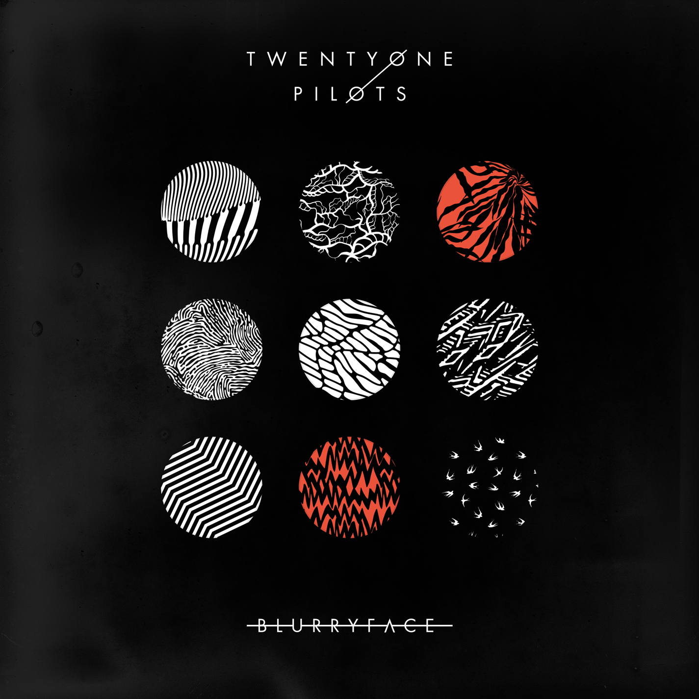 Cover: TWENTY ONE PILOTS,