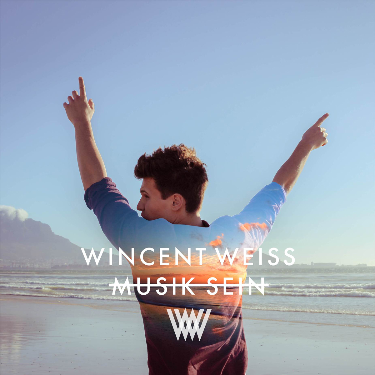 Cover: WINCENT WEISS, MUSIK SEIN