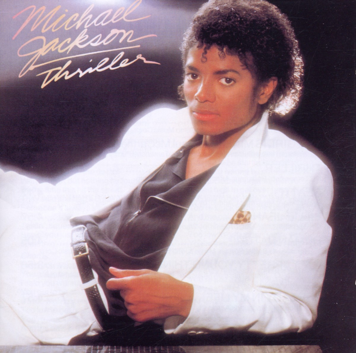 Cover: MICHAEL JACKSON, BEAT IT