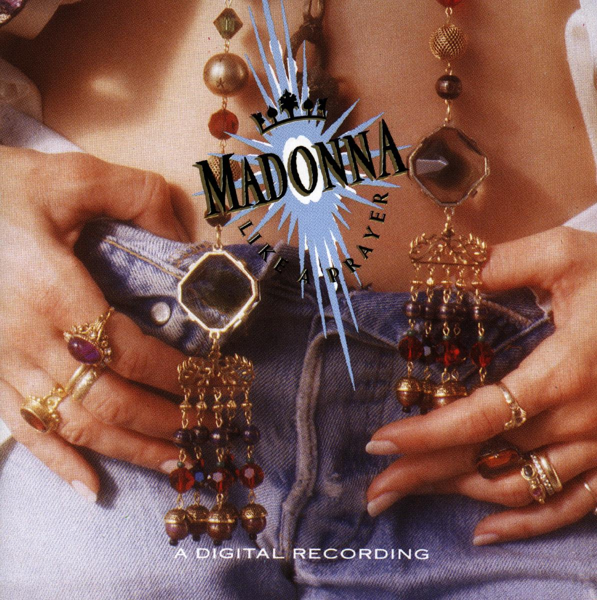 Cover: MADONNA,