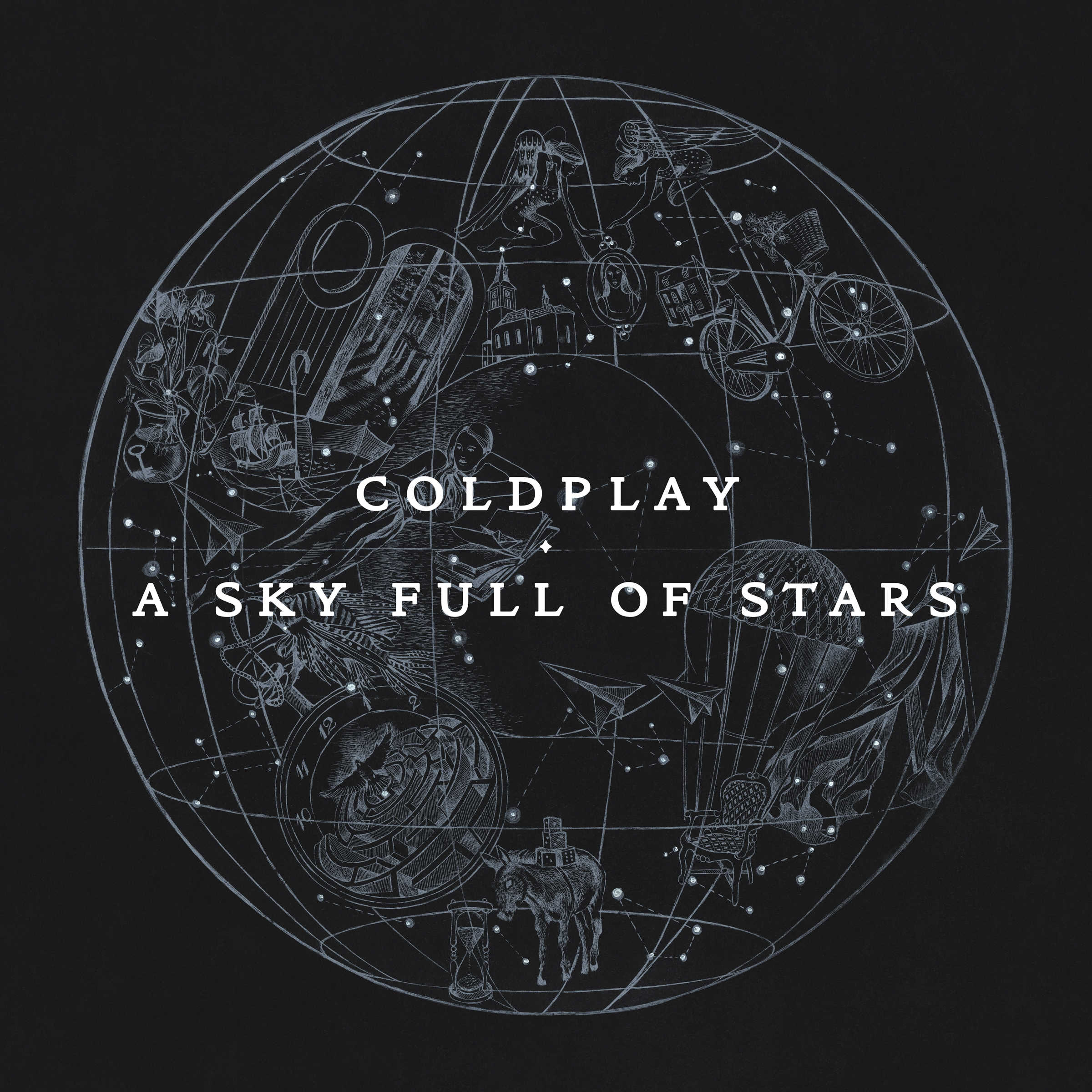 Cover: COLDPLAY,