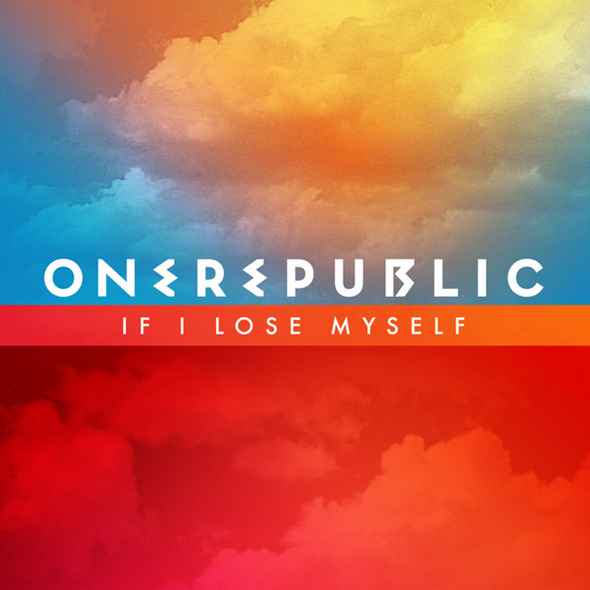 Cover: ONE REPUBLIC, IF I LOSE MYSELF