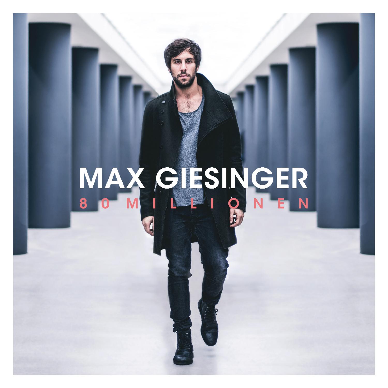 Cover: MAX GIESINGER, 80 MILLIONEN