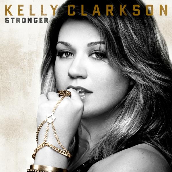 Cover: KELLY CLARKSON, STRONGER