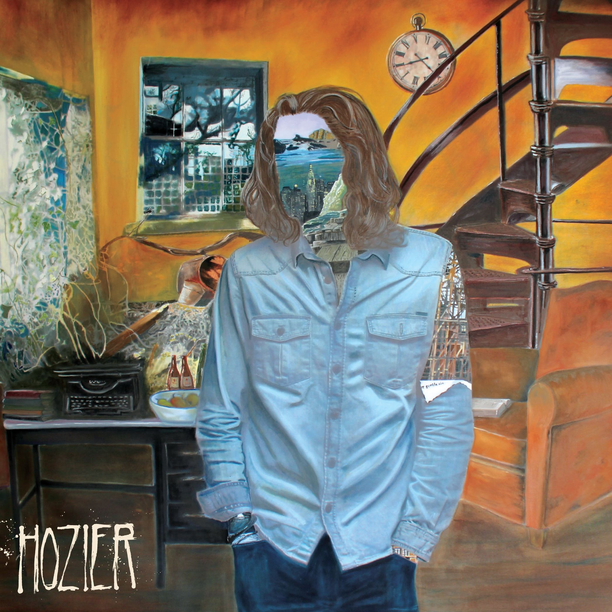 Cover: HOZIER, TAKE ME TO CHURCH
