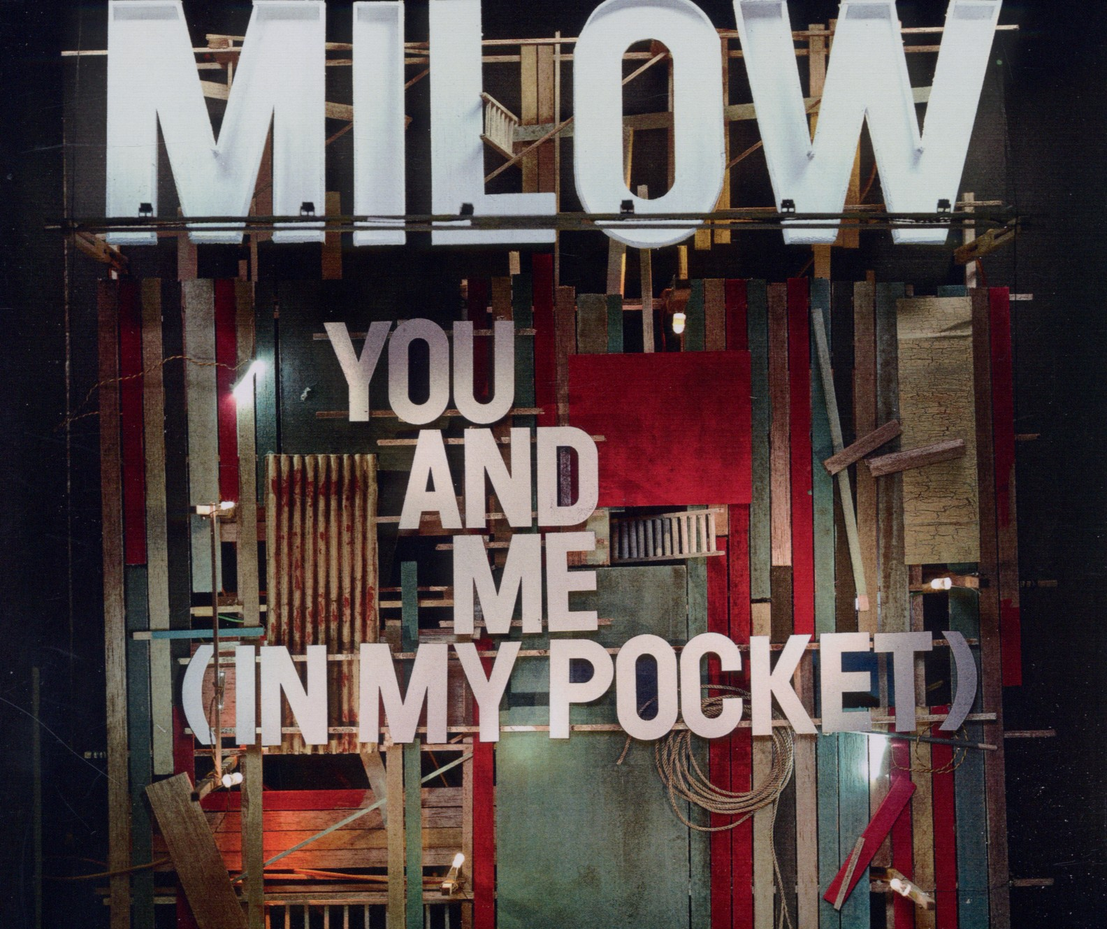 Cover: MILOW, YOU AND ME (IN MY POCKET)