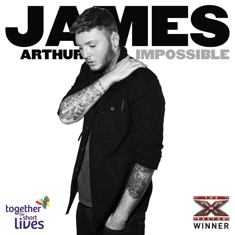 Cover: JAMES ARTHUR,