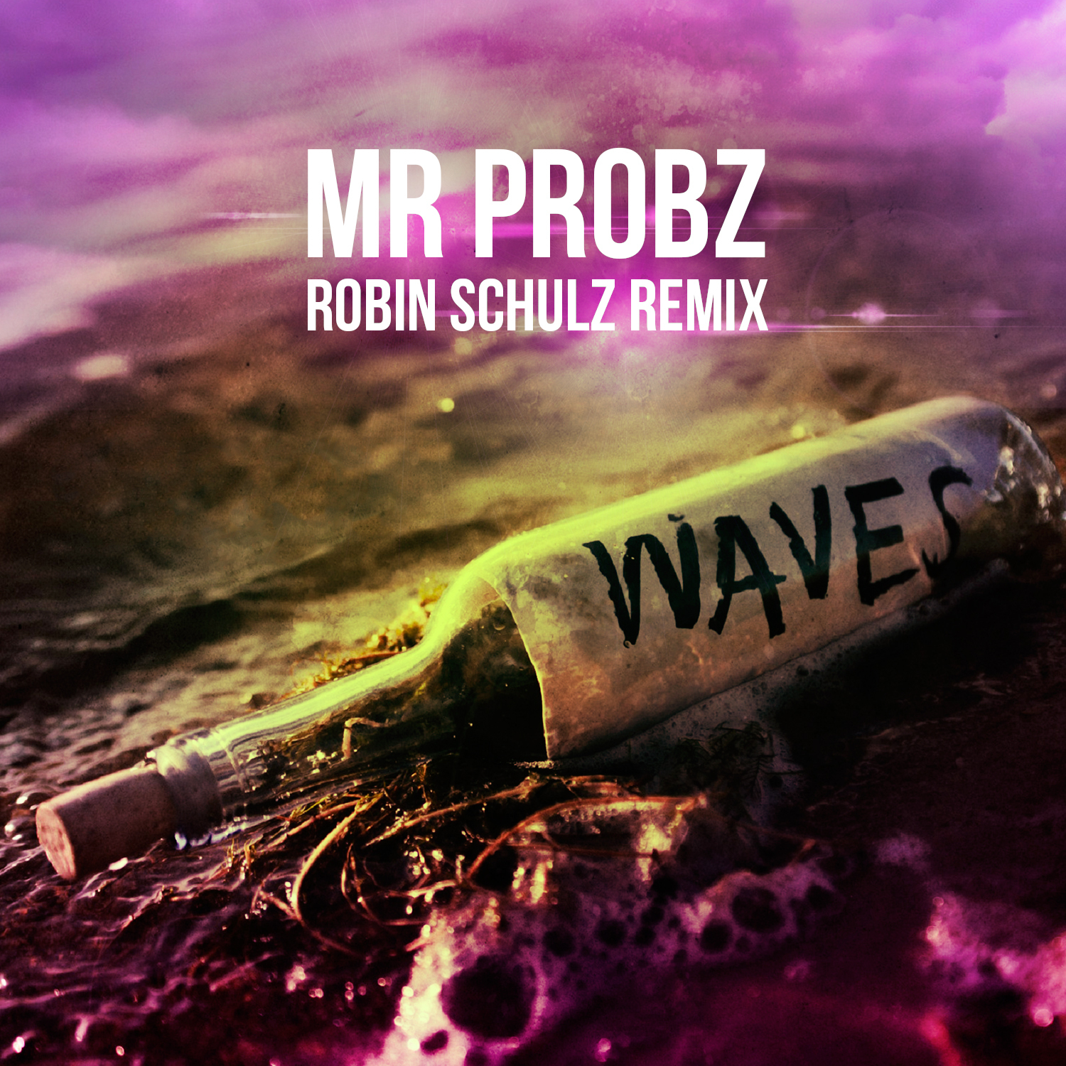 Cover: MR. PROBZ, WAVES