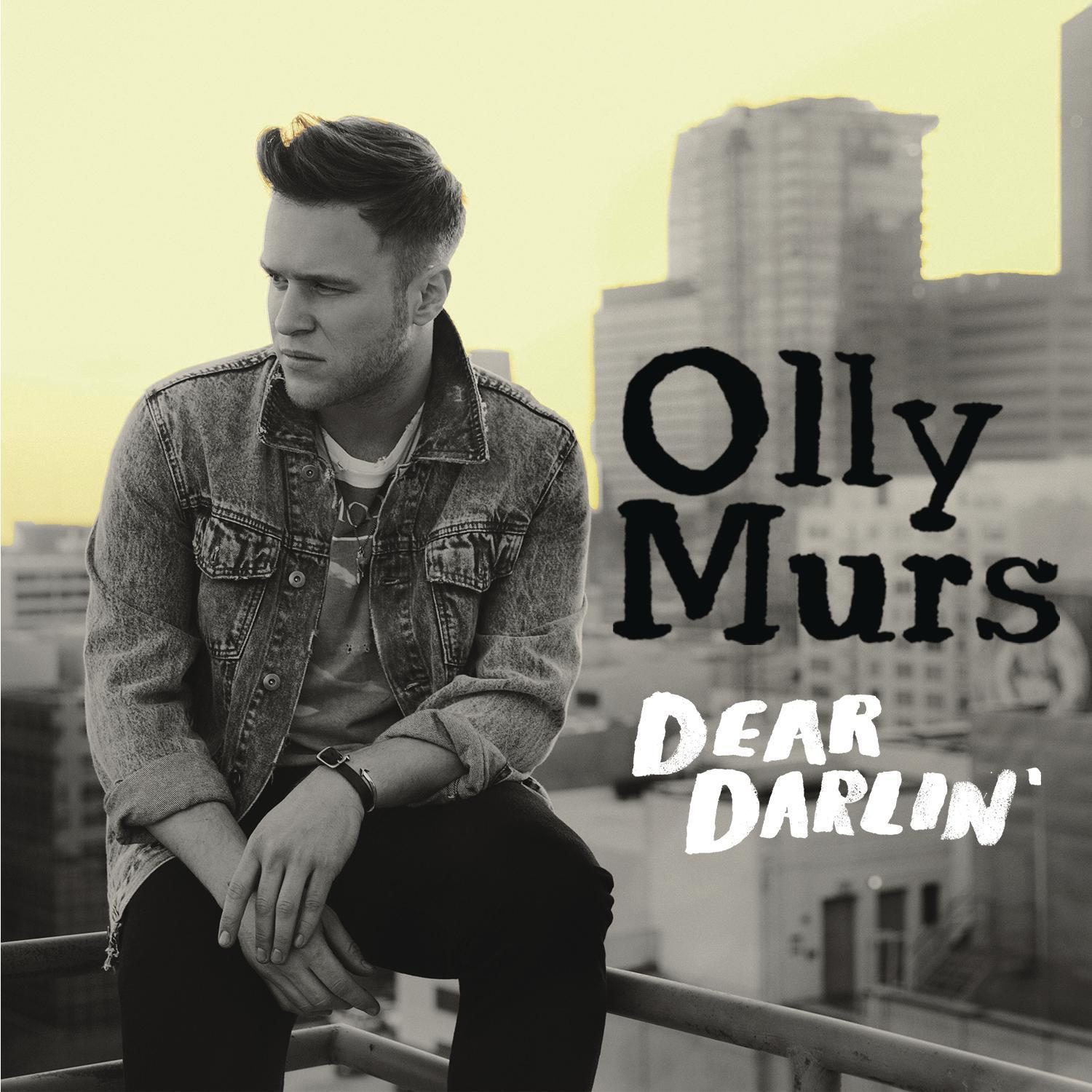 Cover: OLLY MURS, DEAR DARLIN