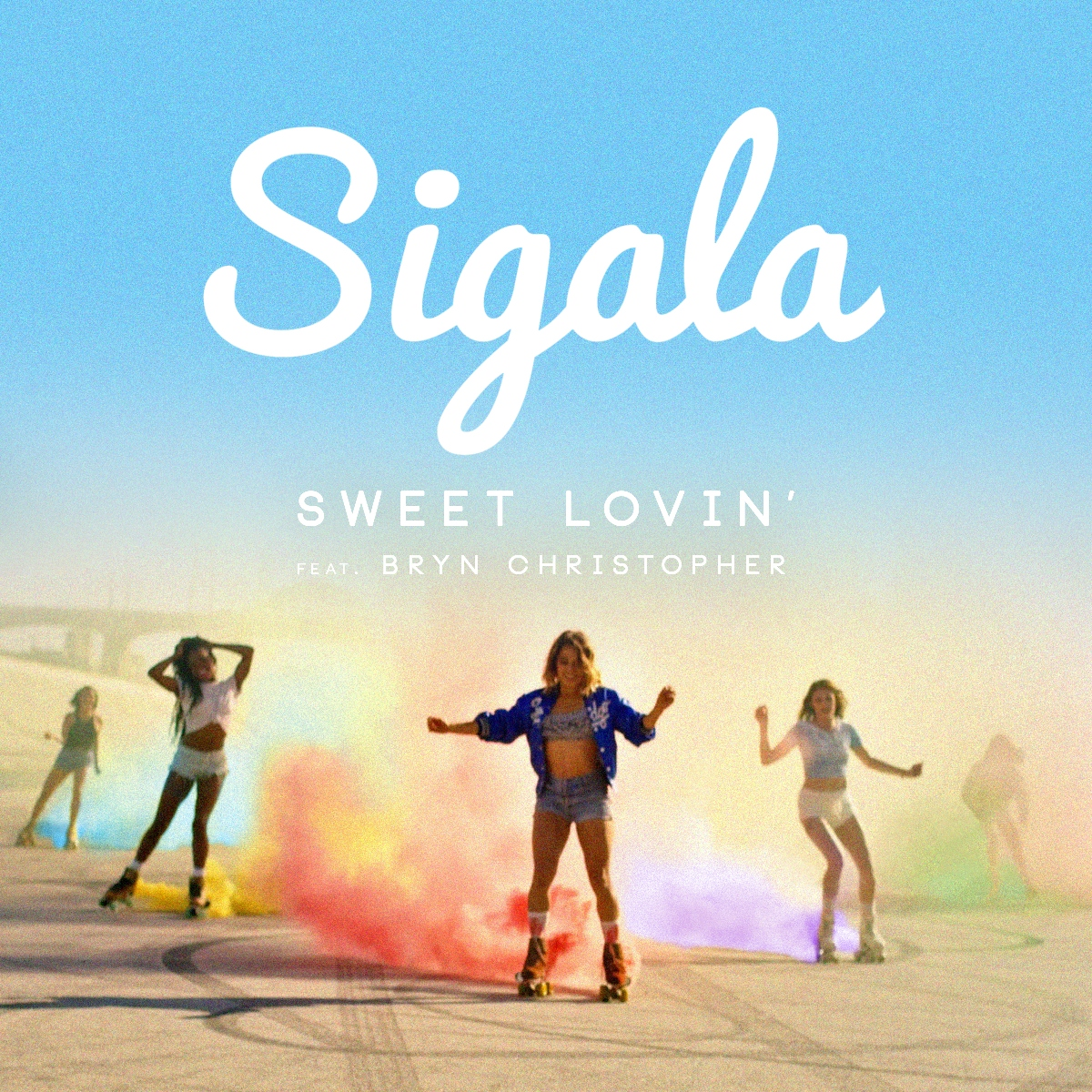 Cover: SIGALA FEAT. BRYN CHRISTOPHER, SWEET LOVIN