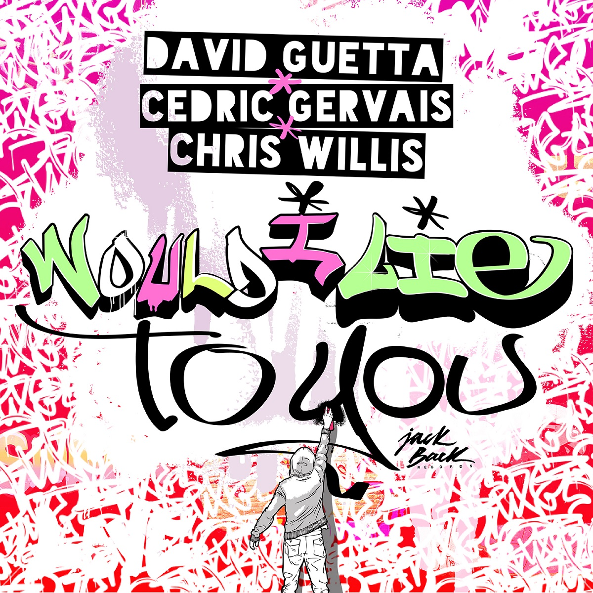 Cover: DAVID GUETTA FEAT. CEDRIC GERV, WOULD I LIE TO YOU