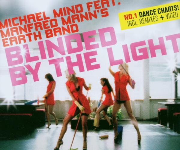 Cover: MICHAEL MIND, BLINDED BY THE LIGHT