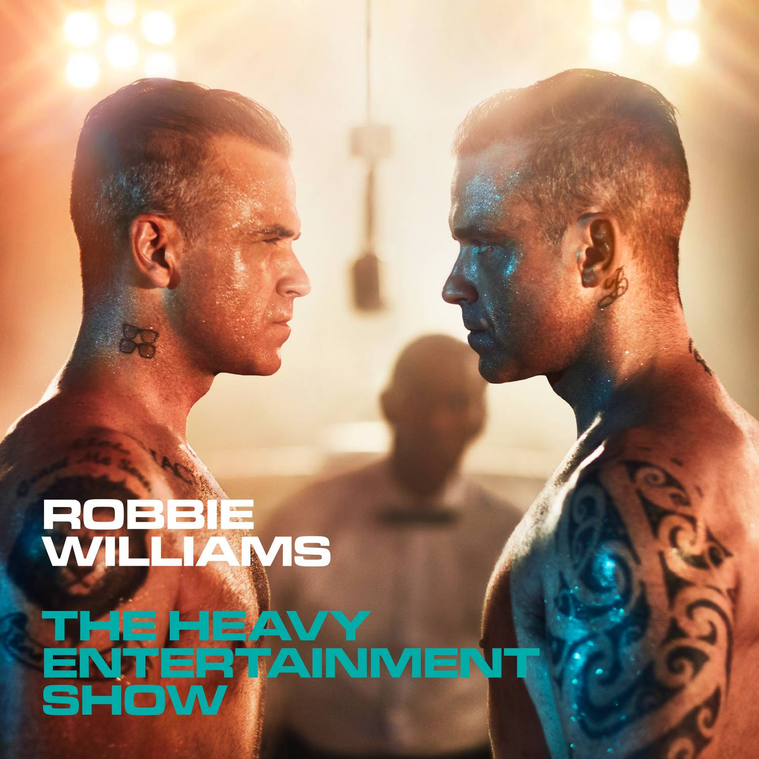 Cover: ROBBIE WILLIAMS, LOVE MY LIFE