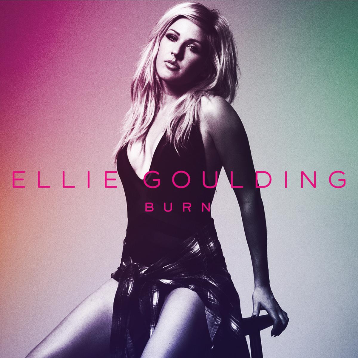 Cover: ELLIE GOULDING, BURN