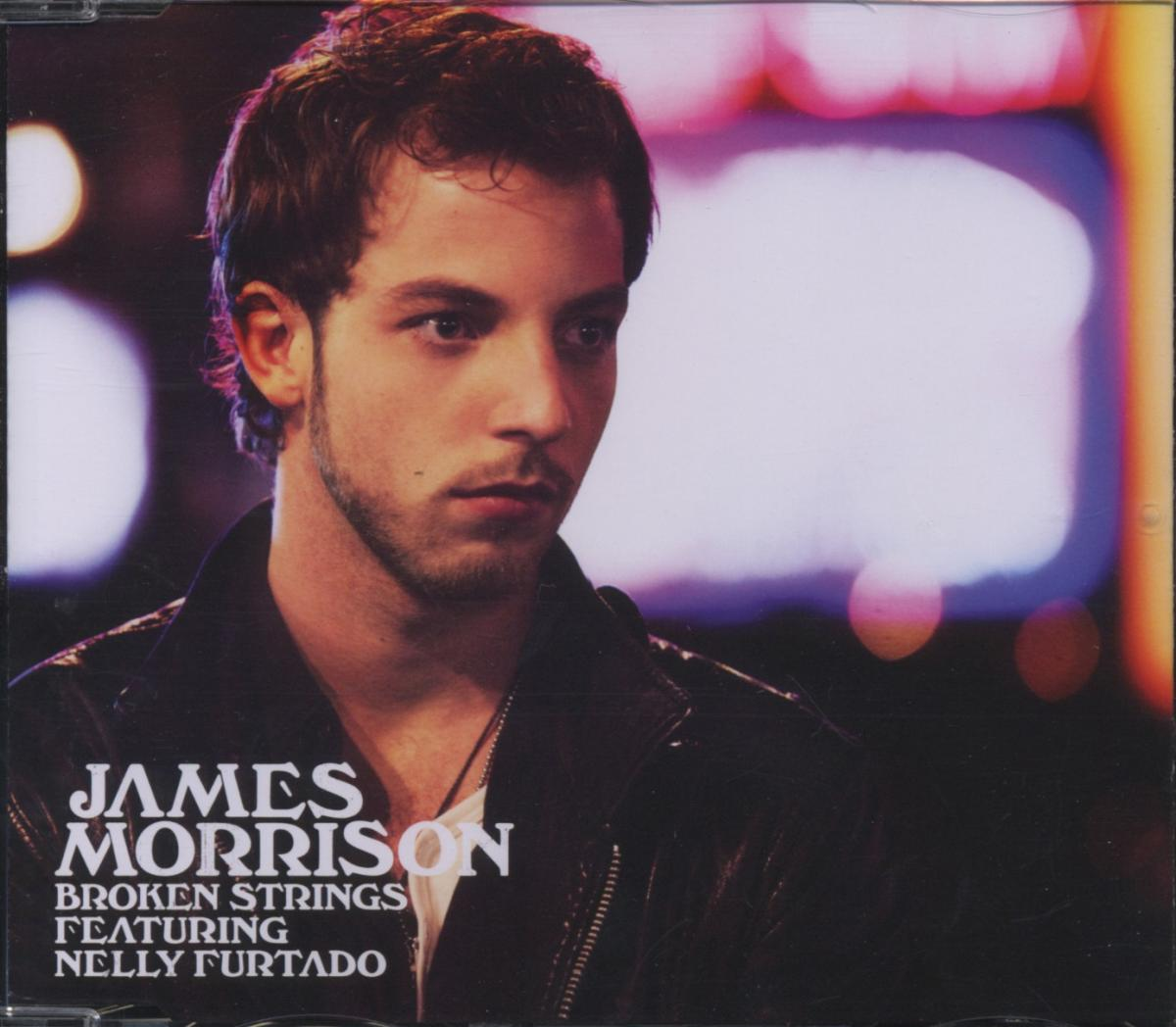 Cover: JAMES MORRISON FEAT. NELLY FUR, BROKEN STRINGS