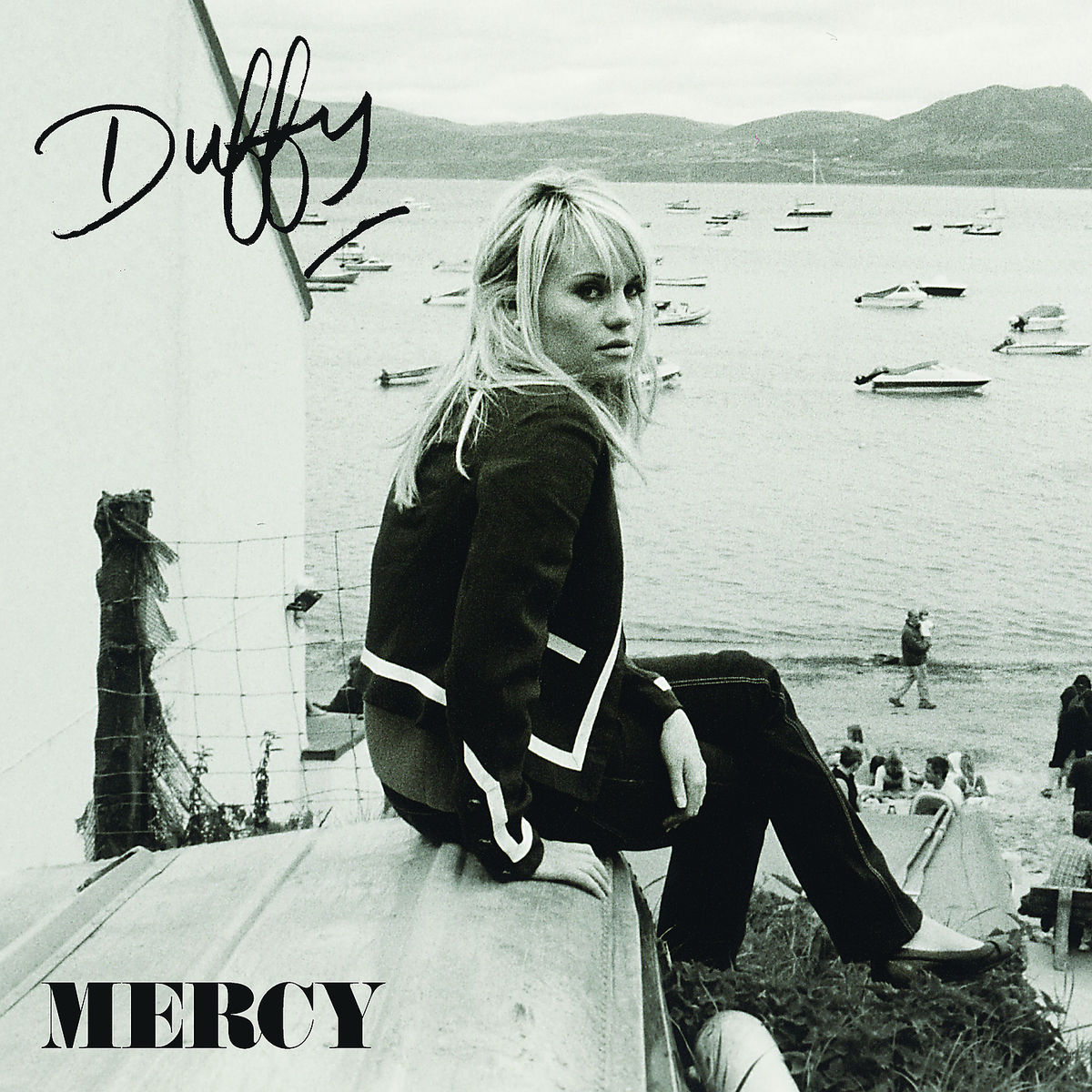 Cover: DUFFY, MERCY