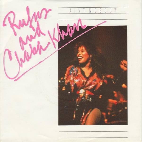 Cover: CHAKA KHAN, AIN