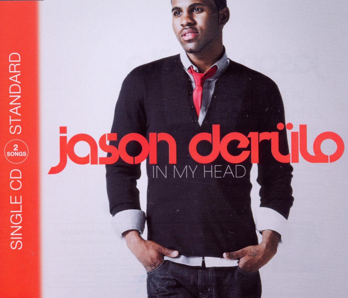 Cover: JASON DERULO, IN MY HEAD