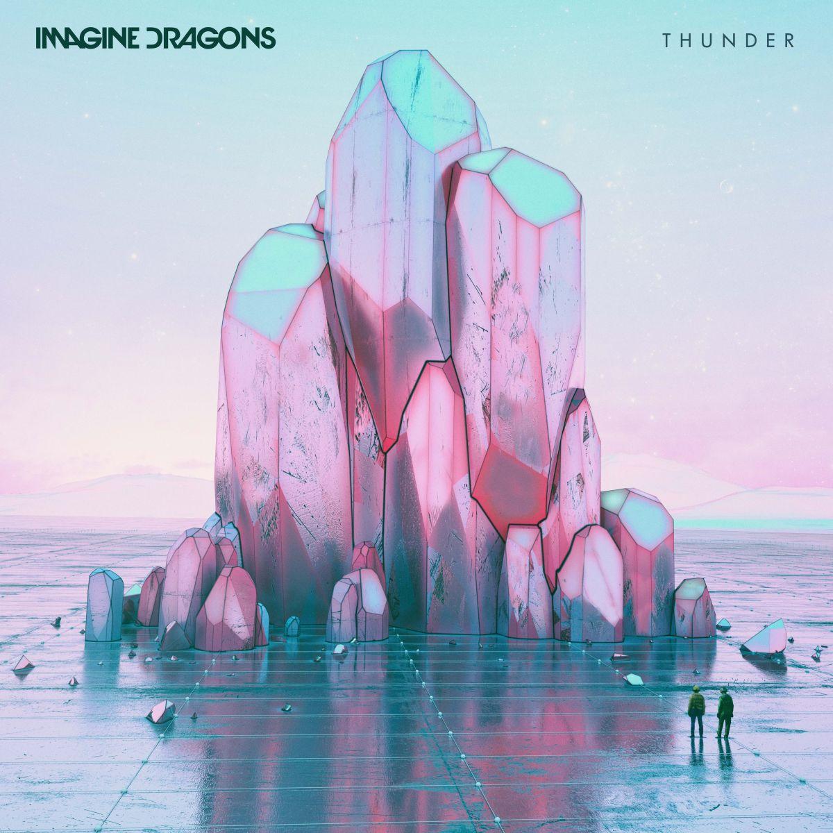 Cover: IMAGINE DRAGONS, THUNDER