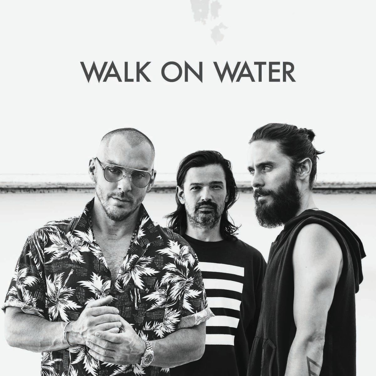 Cover: THIRTY SECONDS TO MARS, WALK ON WATER