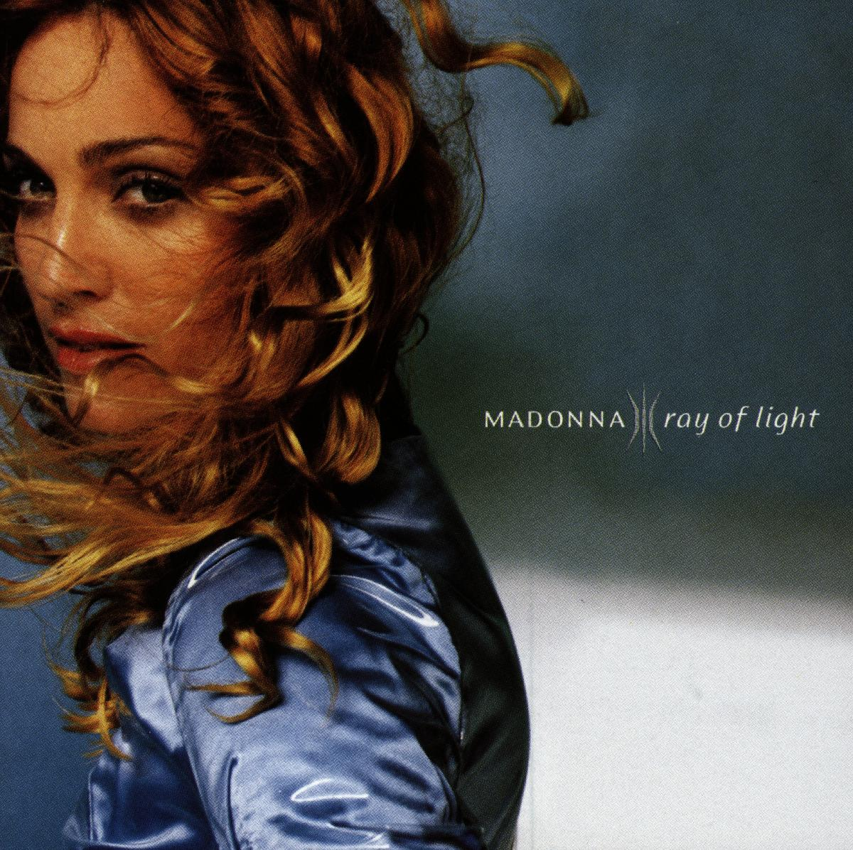 Cover: MADONNA, THE POWER OF GOOD-BYE
