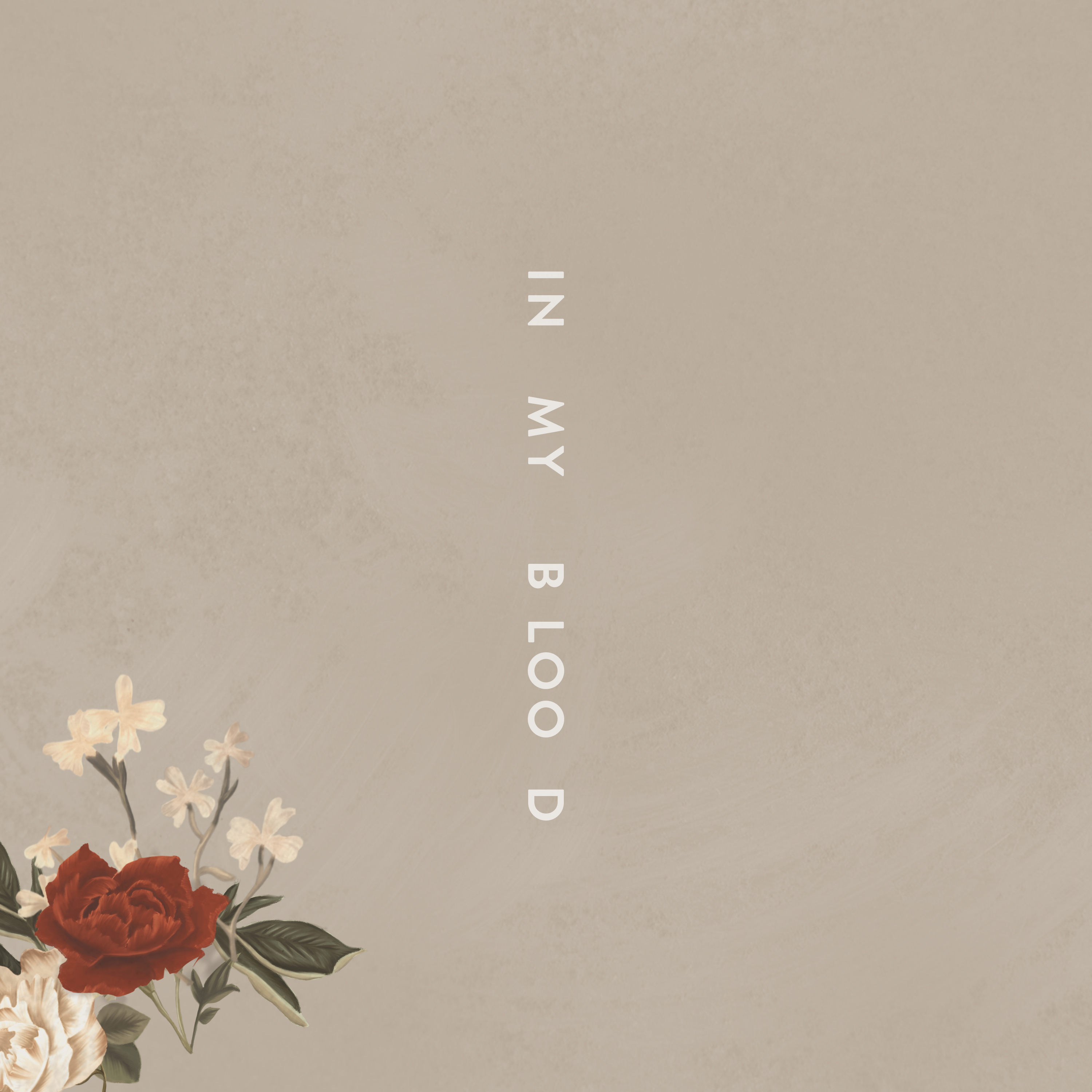 Cover: SHAWN MENDES, IN MY BLOOD