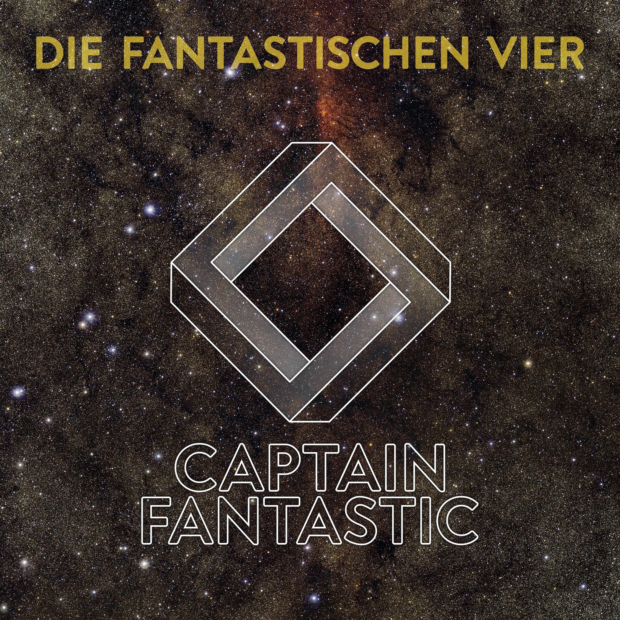 Cover: DIE FANTASTISCHEN VIER FEAT. C, ZUSAMMEN