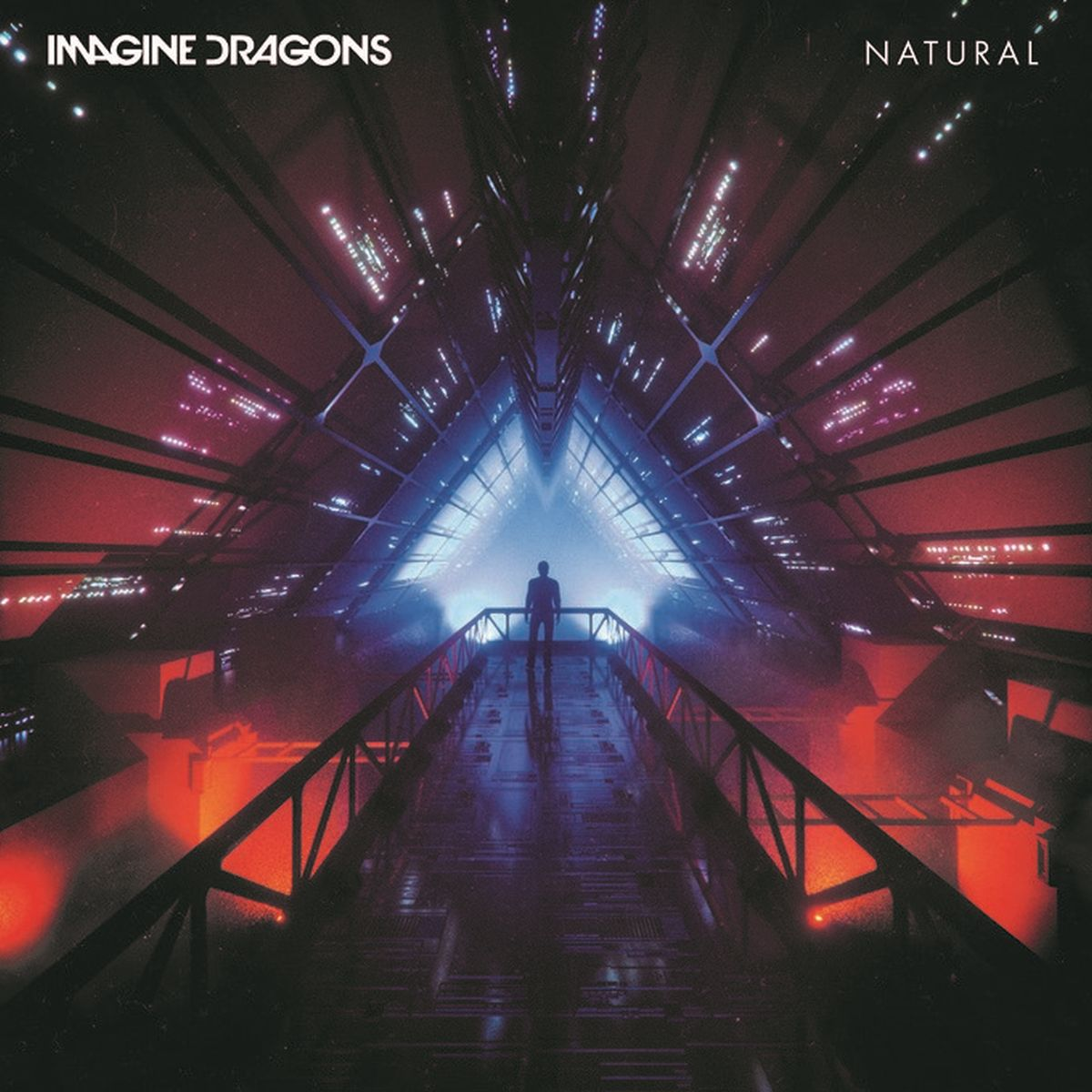 Cover: IMAGINE DRAGONS, NATURAL