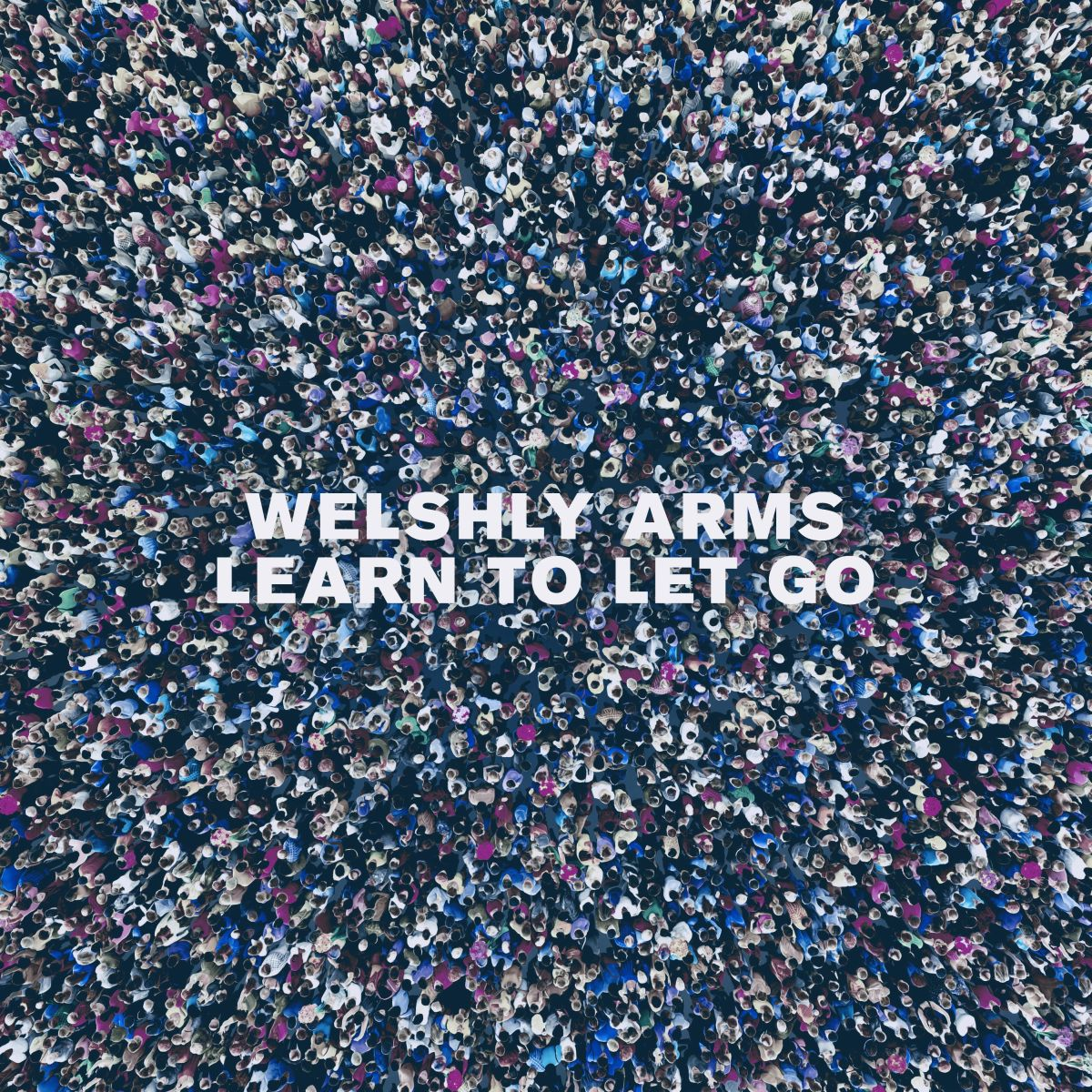 Cover: WELSHLY ARMS, LEARN TO LET GO