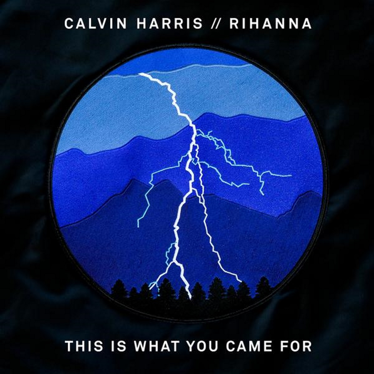 Cover: CALVIN HARRIS FEAT. RIHANNA, THIS IS WHAT YOU CAME FOR
