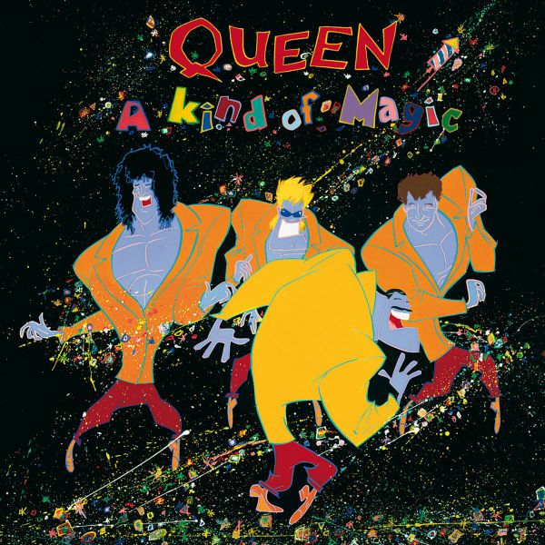Cover: QUEEN, FRIENDS WILL BE FRIENDS