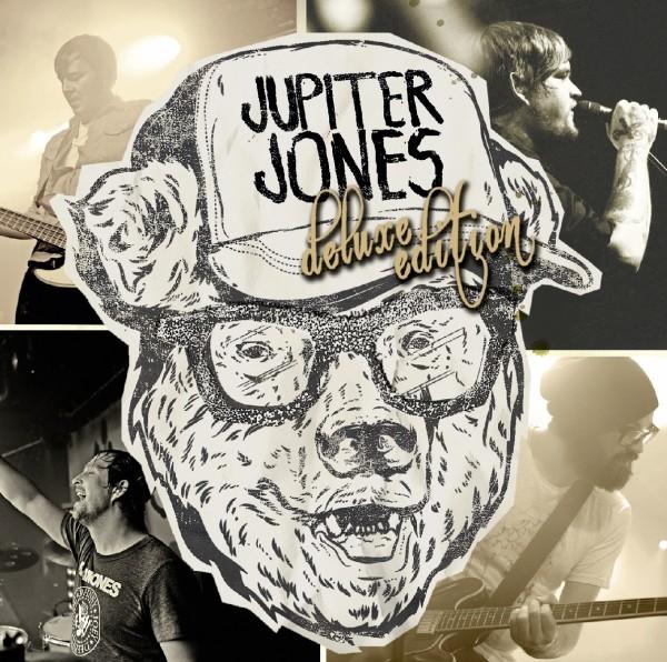 Cover: JUPITER JONES, STILL