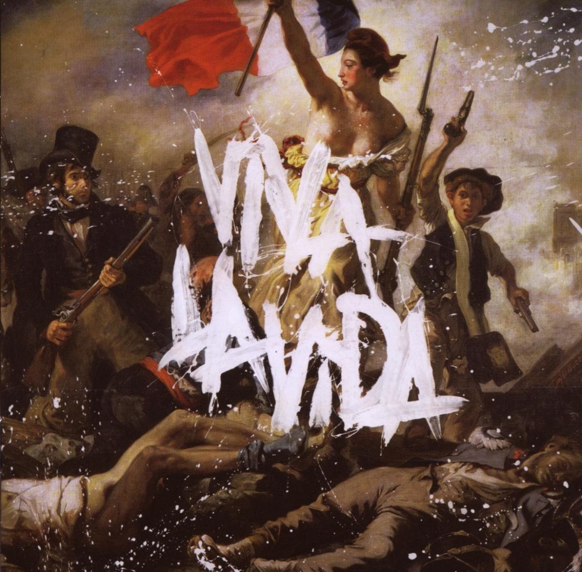 Cover: COLDPLAY, VIVA LA VIDA