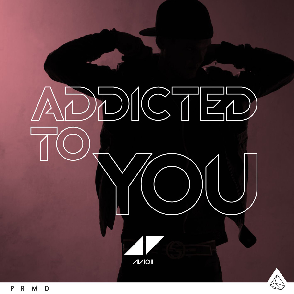 Cover: AVICII, ADDICTED TO YOU