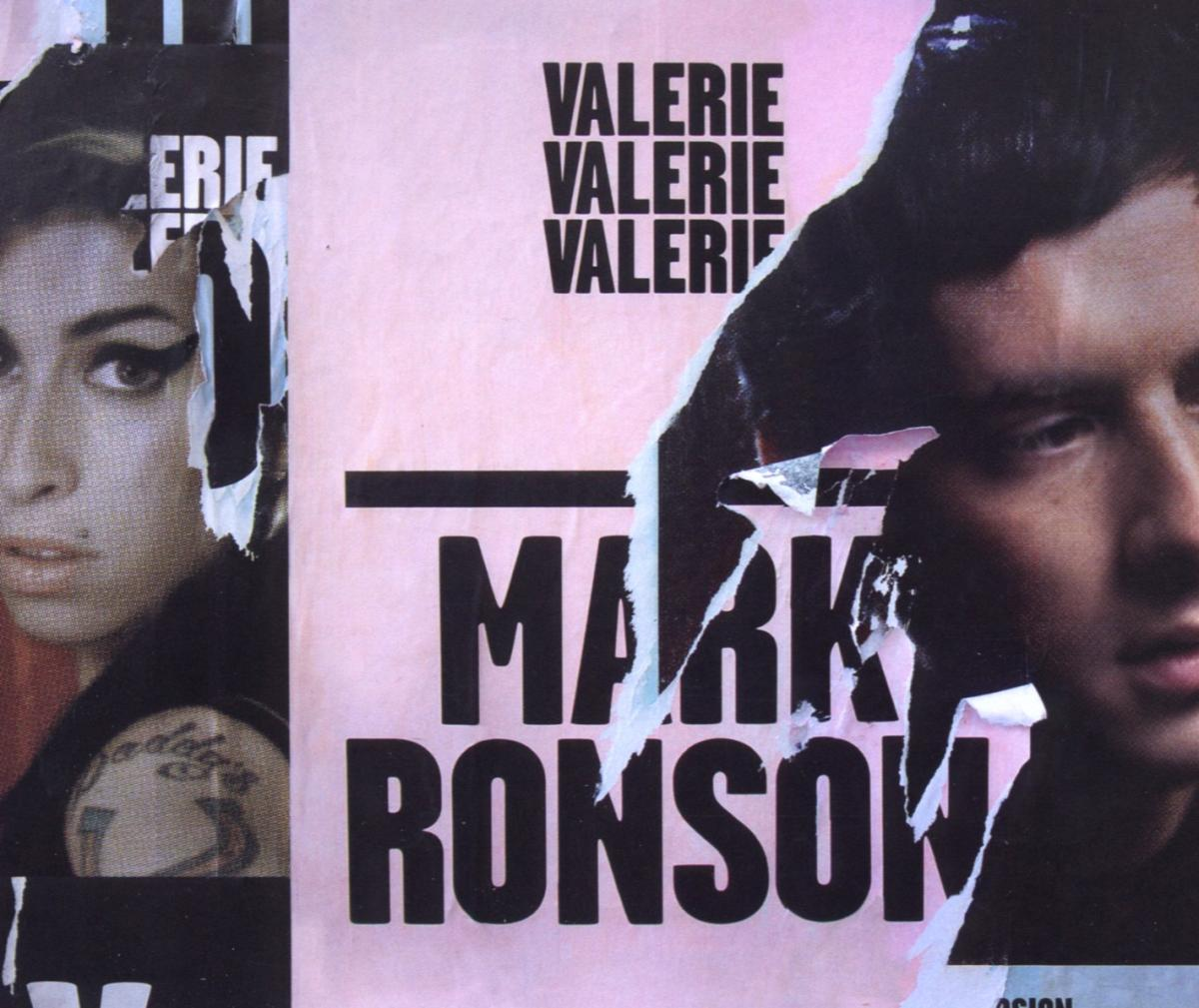 Cover: MARK RONSON FEAT. AMY WINEHOUSE, VALERIE