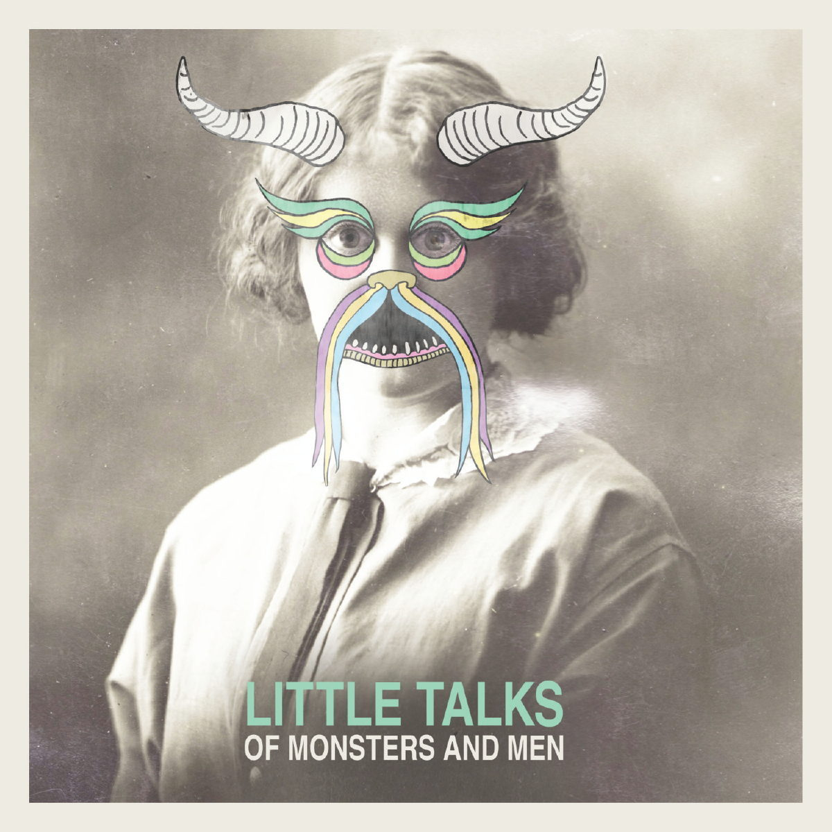 Cover: OF MONSTERS AND MEN, LITTLE TALKS