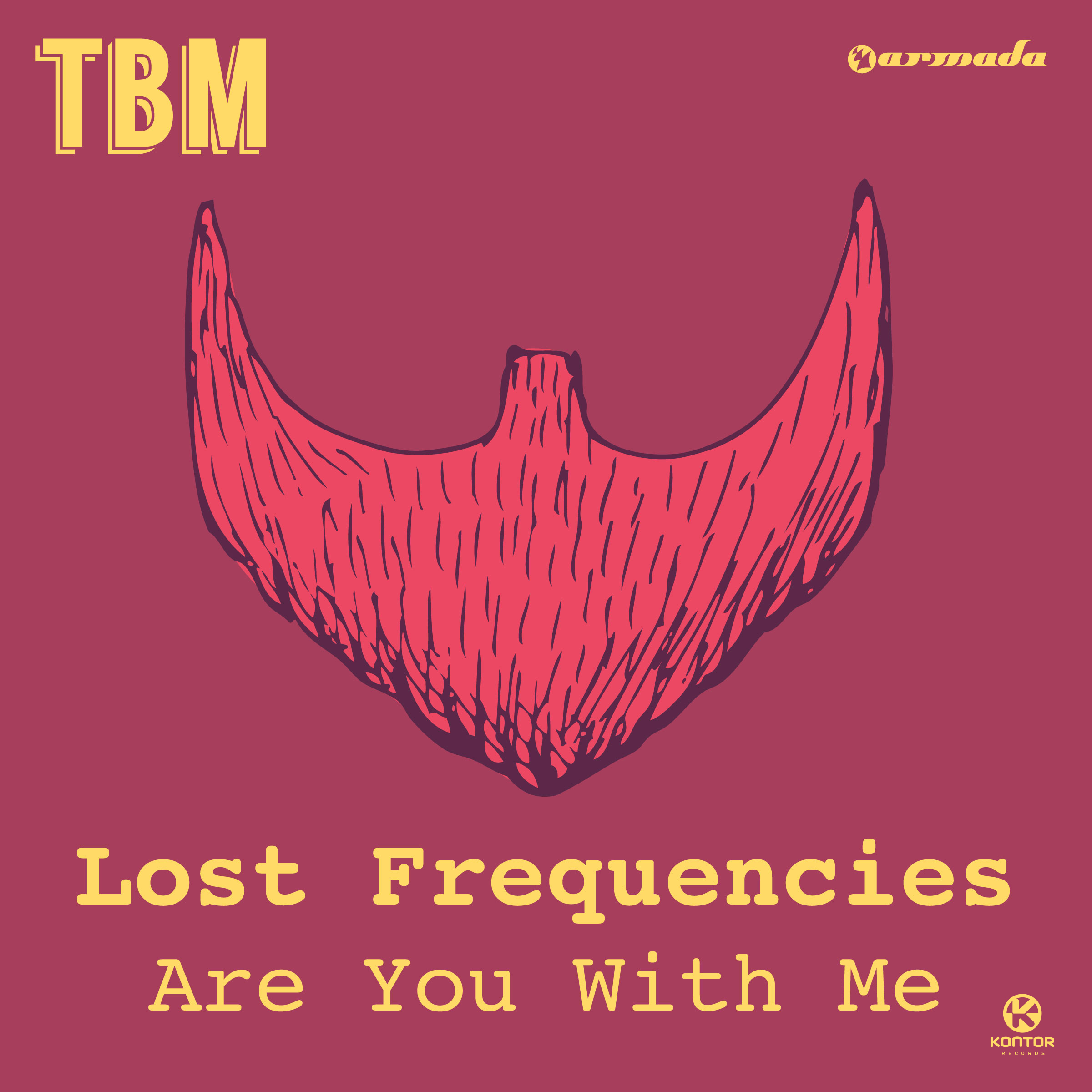 Cover: LOST FREQUENCIES,