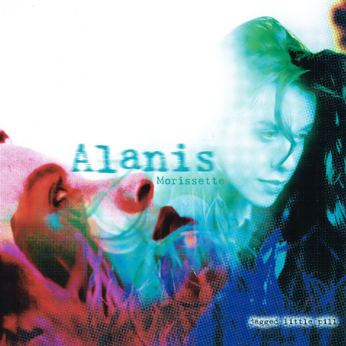 Cover: ALANIS MORISSETTE, IRONIC