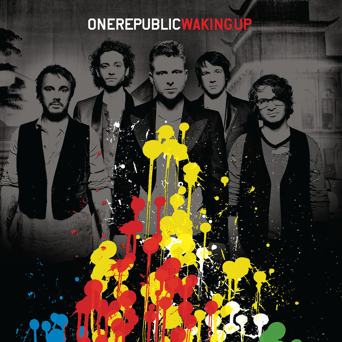 Cover: ONE REPUBLIC, ALL THE RIGHT MOVES