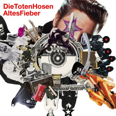 Cover: DIE TOTEN HOSEN, ALTES FIEBER