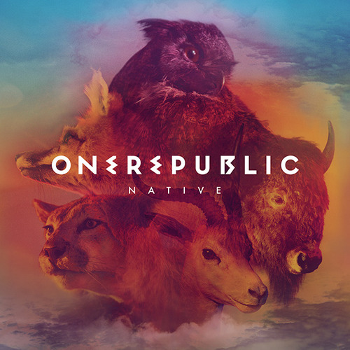 Cover: ONE REPUBLIC, COUNTING STARS