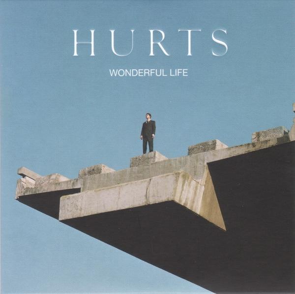 Cover: HURTS, WONDERFUL LIFE