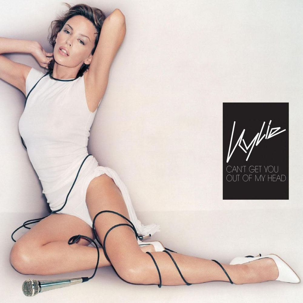 Cover: KYLIE MINOGUE, CAN