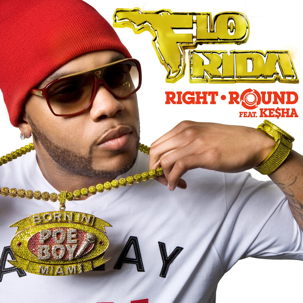 Cover: FLO RIDA, RIGHT ROUND